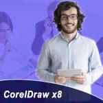 CORELDRAW X8 sem logo