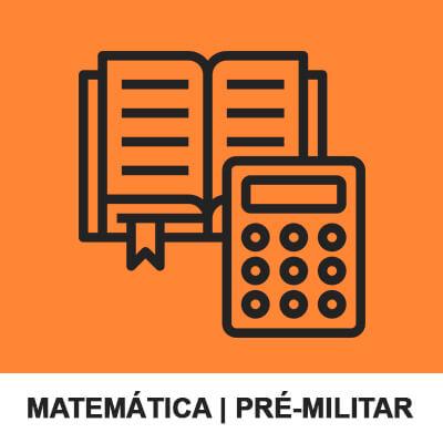 Matemática – Preparatório Militar