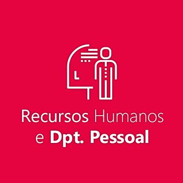 Recursos Humanos e Dpt. Pessoal