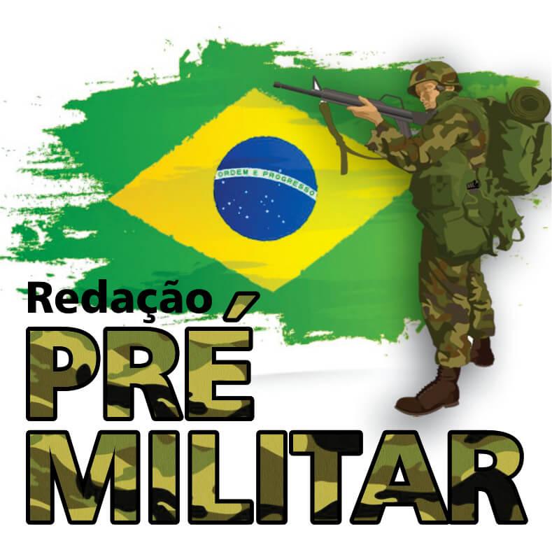 Redação – Preparatório Militar