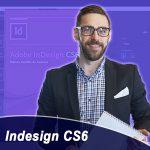 INDESIGN CS6 sem logo