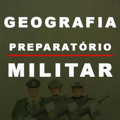 Geografia – Preparatório Militar