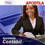 ASSISTENTE CONTABIL APOSTILA COM LOGO