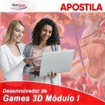 DESENVOLVEDOR DE GAMES 3D I APOSTILA COM LOGO