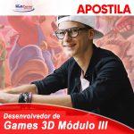 DESENVOLVEDOR DE GAMES 3D III APOSTILA COM LOGO