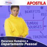 RECURSOS HUMANOS E DEPARTAMENTO PESSOAL APOSTILA COM LOGO